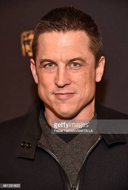 Screenwriter Jason Hall attends the BAFTA Los Angeles Tea Party at The Four Seasons Hotel Los Angeles At Beverly Hills on January 10, 2015 in Beverly...