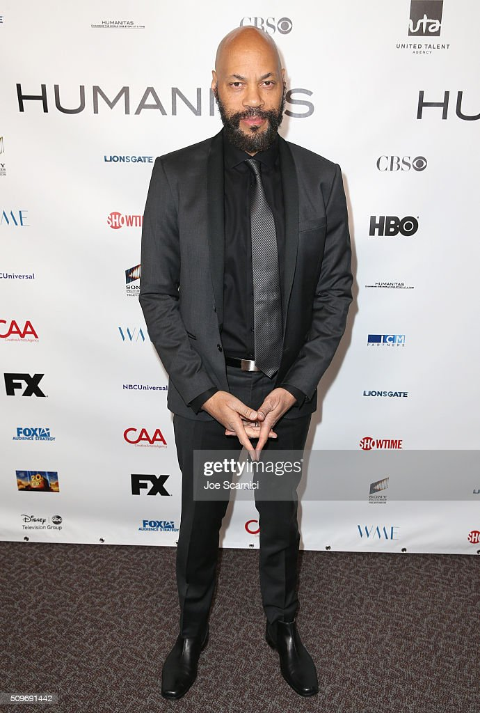 Screenwriter John Ridley, finalist, Kieser Prize, attends the 41st Humanitas Prize Awards Ceremony at Directors Guild Of America on February 11, 2016 in Los Angeles, California.