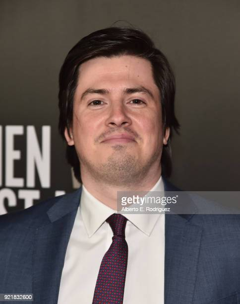 Screenwriter John Whittington attend a special screening of Netflix's 'When We First Met' at ArcLight Hollywood on February 20 2018 in Hollywood...