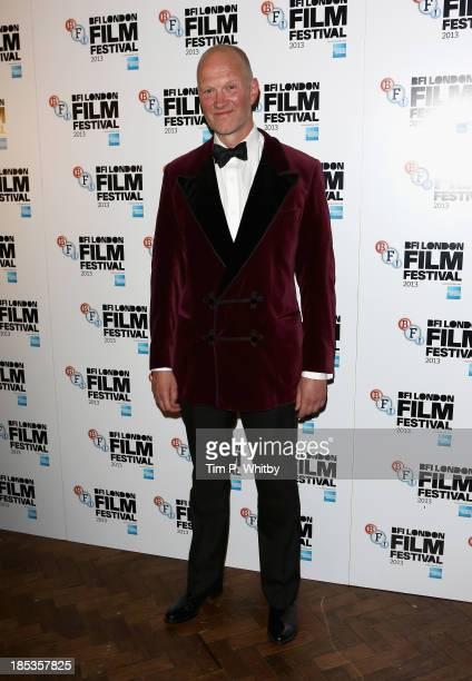 Screenwriter Jonathan Asser, winner of the Best British Newcomer award at the BFI London Film Festival Awards during the 57th BFI London Film...