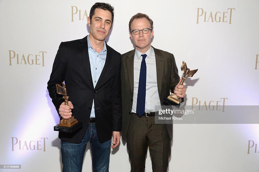 Piaget At The 2016 Film Independent Spirit Awards : News Photo