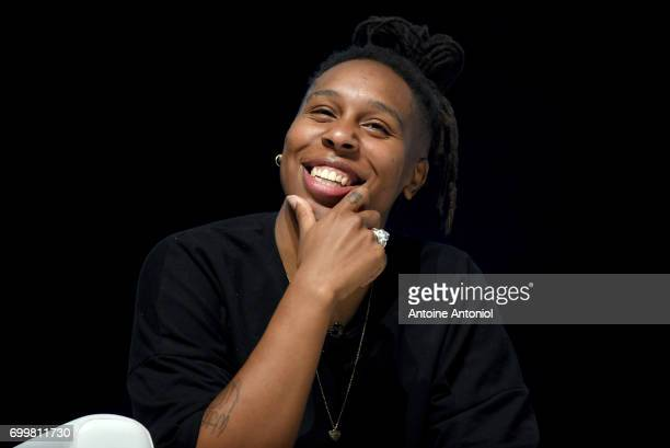 Screenwriter Lena Waithe attends the Cannes Lions Festival on June 22, 2017 in Cannes, France.