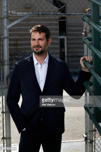 Screenwriter Mark Boal is photographed for Los Angeles Times on October 13 2017 in Los Angeles California PUBLISHED IMAGE CREDIT MUST READ Mel...
