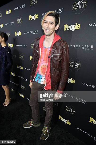 "Screenwriter Max Landis attends People's ""Ones to Watch"" event presented by Maybelline New York at E.P. & L.P. On October 13, 2016 in Hollywood,..."