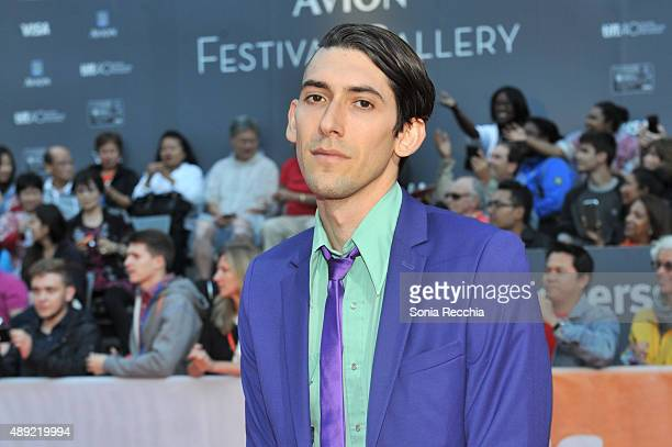 Screenwriter Max Landis attends the 'Mr. Right' premiere during the Toronto International Film Festival at Roy Thomson Hall on September 19, 2015 in...