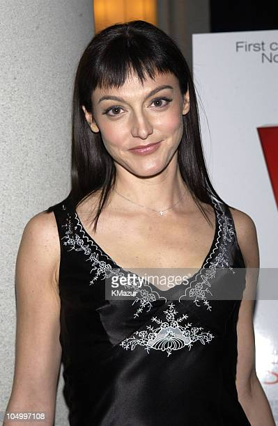 """Screenwriter Nancy M. Pimental during """"The Sweetest Thing"""" - Premiere at Loews Lincoln Square in New York City, New York, United States."""
