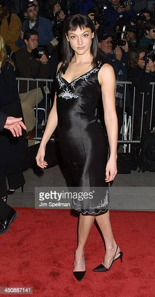 Screenwriter Nancy M. Pimental during The Sweetest Thing - Premiere at Loews Lincoln Square in New York City, New York, United States.