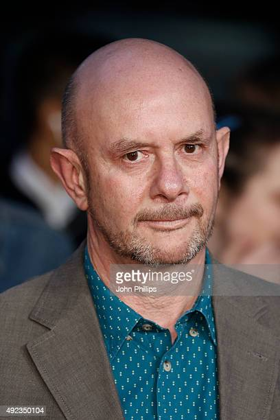 Screenwriter Nick Hornby attends the 'Brooklyn' screening during the BFI London Film Festival on October 12 2015 in London England