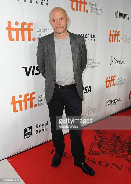Screenwriter Nick Hornby attends the 'Wild' premiere during the 2014 Toronto International Film Festival at Roy Thomson Hall on September 8 2014 in...
