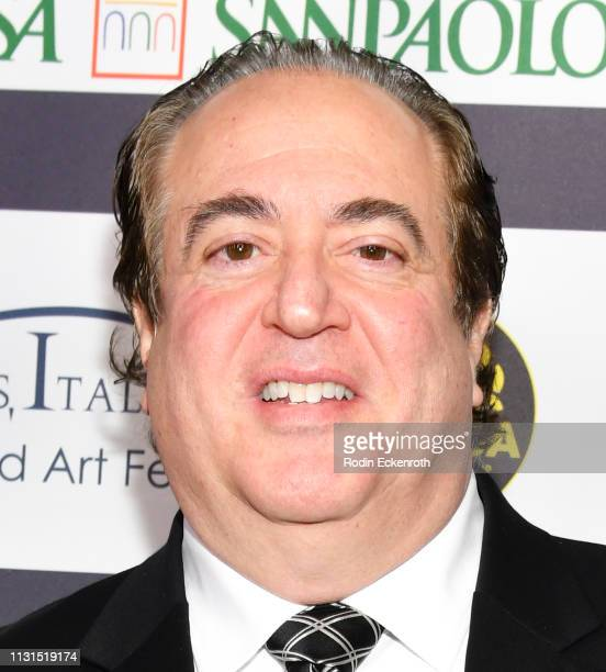 Screenwriter Nick Vallelonga attends the 14th Annual Los Angeles Italia Film Fashion and Art Fest Closing Night Gala at TCL Chinese 6 Theatres on...