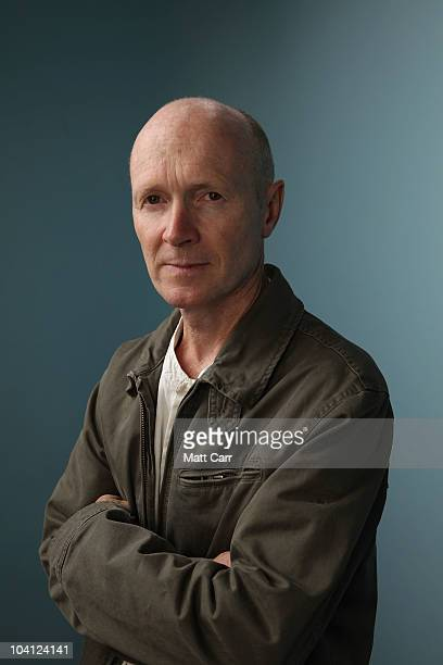 Screenwriter Paul Laverty from 'Route Irish' poses for a portrait during the 2010 Toronto International Film Festival in Guess Portrait Studio at...