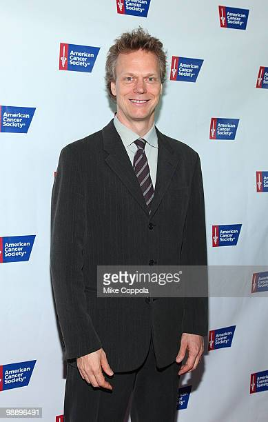 Screenwriter Peter Hedges attends The American Cancer Society's 2010 Pink and Black Tie Gala at Steiner Studios on May 6, 2010 in the Brooklyn...