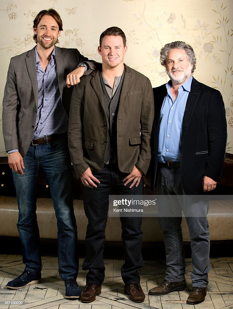 Channing Tatum,Reid Carolin,Gregory Jacobs, Los Angeles Times, June 27, 2015