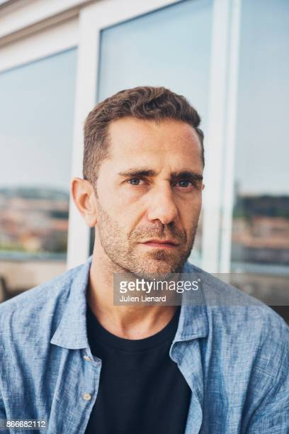 Screenwriter Roberto De Paolis is photographed for Self Assignment on May 2017 in Cannes France