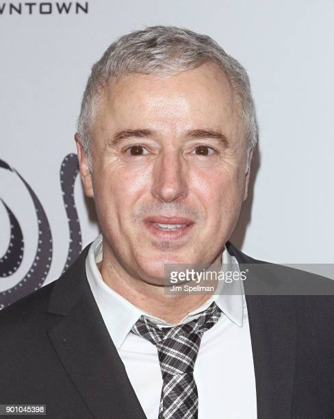 Screenwriter Robin Campillo attends the 2017 New York Film Critics Awards at TAO Downtown on January 3 2018 in New York City