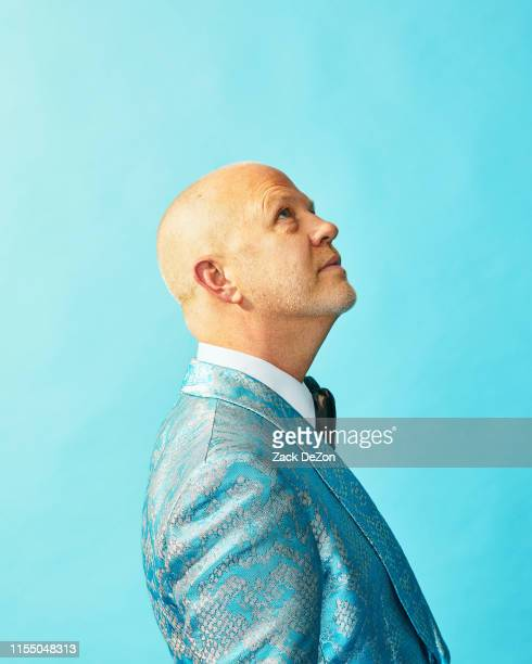 Screenwriter Ryan Murphy winner of the award for Best Revival of a Play for The Boys in the Band poses for a portrait during the 73rd Annual Tony...