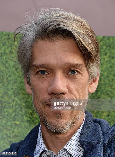 Screenwriter Stephen Gaghan attends the AMC Networks and IFC Films Spirit Awards After Party on February 21 2015 in Santa Monica California