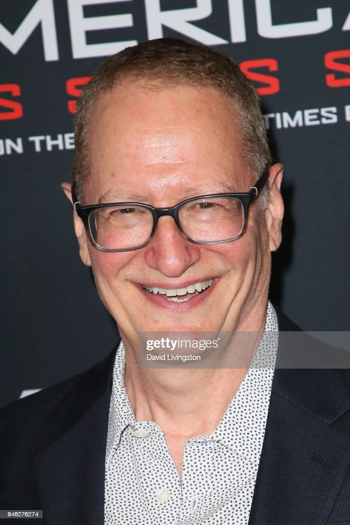 Screenwriter Stephen Schiff attends a Screening of CBS Films and Lionsgate's 'American Assassin' at TCL Chinese Theatre on September 12, 2017 in Hollywood, California.