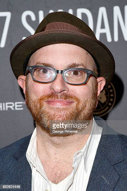 Screenwriter Stuart Ross Fink attends The Last Word Premiere at Eccles Center Theatre on January 24 2017 in Park City Utah
