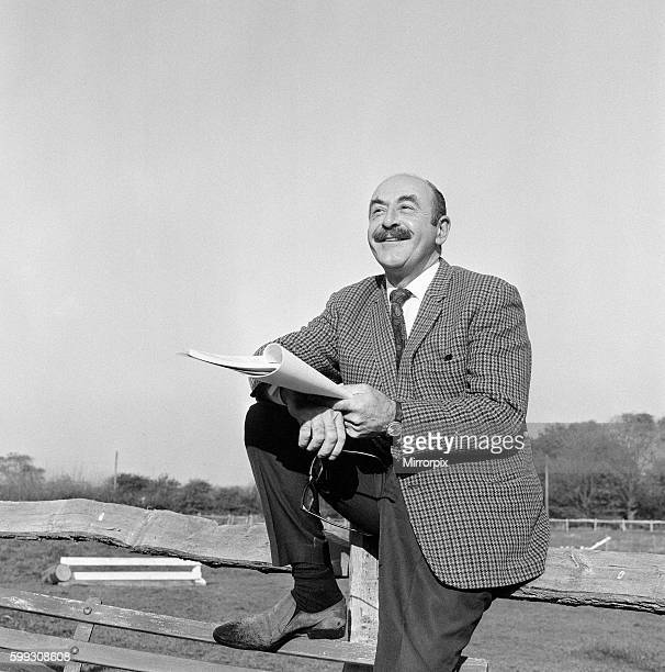 Screenwriter Talbot Rothwell 6th November 1968