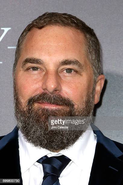 """Screenwriter Todd Komarnicki attends The New York Premiere of Warner Bros. Pictures' and Village Roadshow Pictures' """"Sully"""" at Alice Tully Hall at..."""