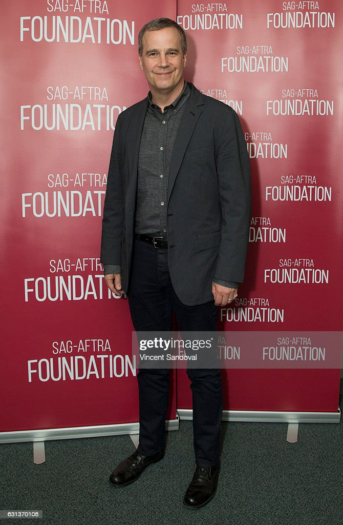 Screenwriter Tony Phelan attends SAG-AFTRA Foundation's Conversations with 'Doubt' at SAG-AFTRA Foundation Screening Room on January 9, 2017 in Los Angeles, California.