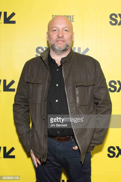 Screenwriter Zak Penn walks the red carpet at the world premiere of Ready Player One during the SXSW Film Festival on March 11 2018 in Austin Texas