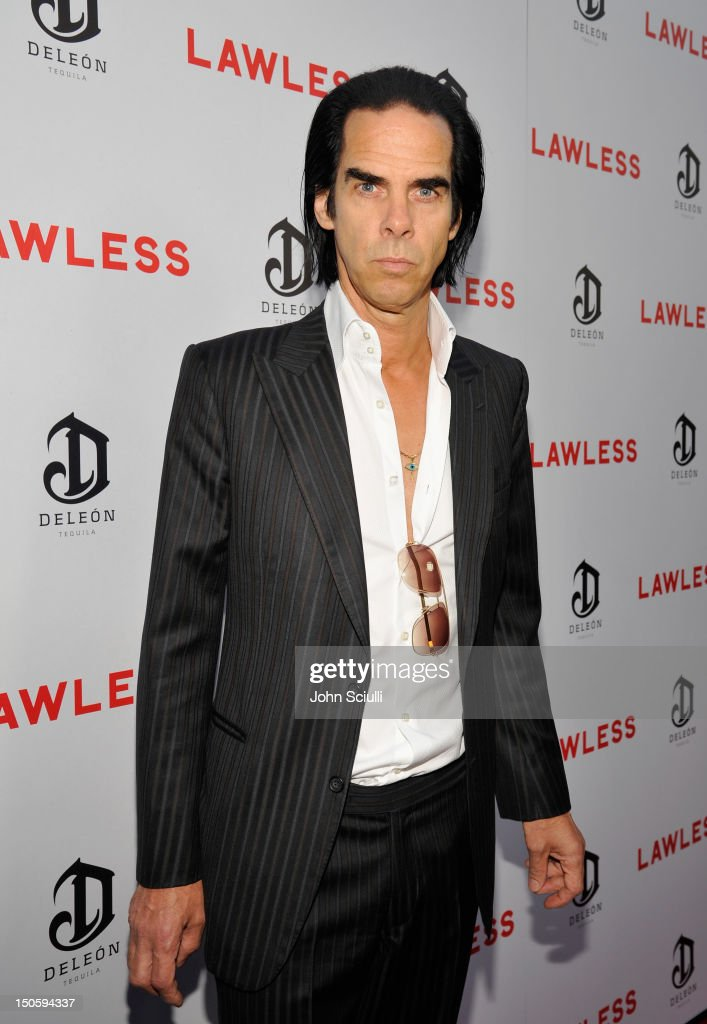 """""""LAWLESS"""" Premiere In Los Angeles Hosted By DeLeon, And Presented By The Weinstein Company, Revolt Films, Yucapia Films and Lexus - Red Carpet"""
