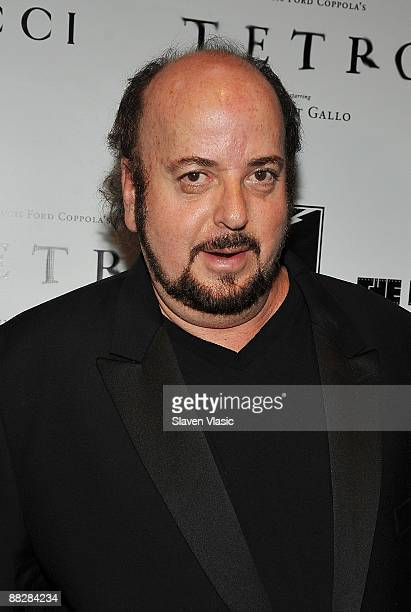 Screenwriter/Director James Toback attends the premiere of TETRO at the Directors Guild Theatre on June 7 2009 in New York City