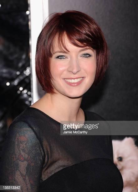 Screenwriter/producer Diablo Cody attends the 'Young Adult' world premiere at the Ziegfeld Theatre on December 8 2011 in New York City