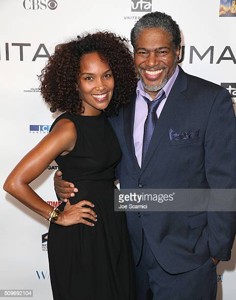 Screenwriter/Producer Mara Brock Akil and President of the Humanitas Awards Ali LeRoi attend the 41st Humanitas Prize Awards Ceremony at Directors...