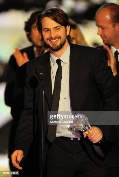 Screenwriterproducer Mark Boal onstage at the 15th annual Critics' Choice Movie Awards held at the Hollywood Palladium on January 15 2010 in...