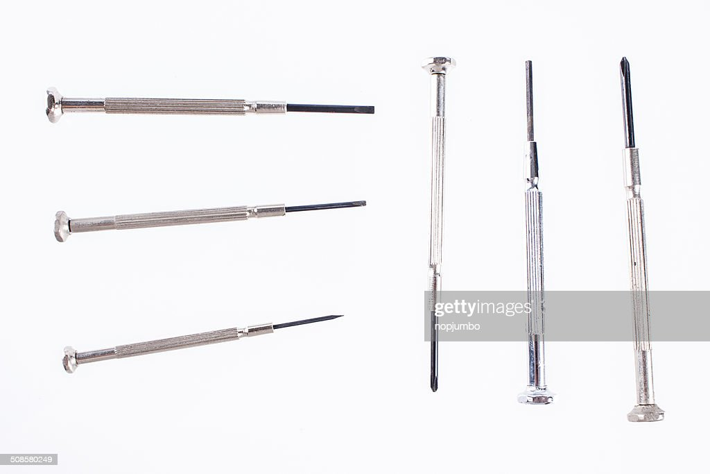 Screwdriver : Stock Photo