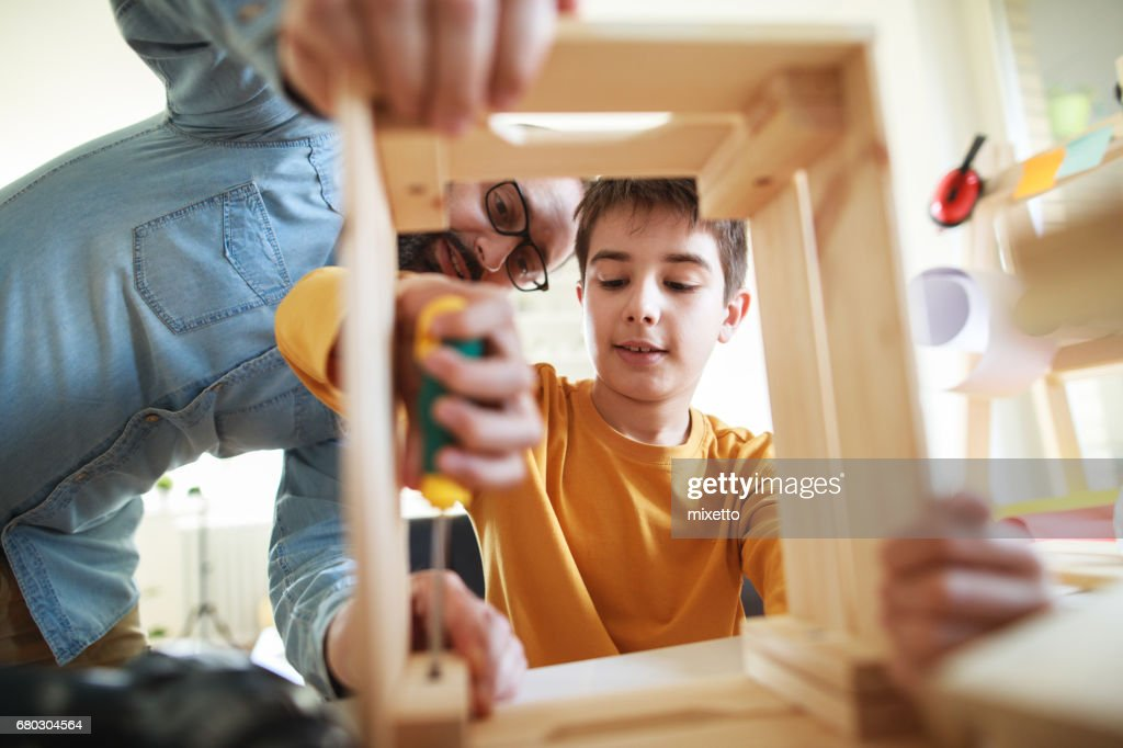 Screwing : Stock Photo