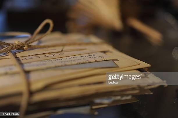 scripta manent - correio correspondência - fotografias e filmes do acervo