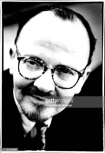 Scriptwriter William Link. March 04, 1992. .