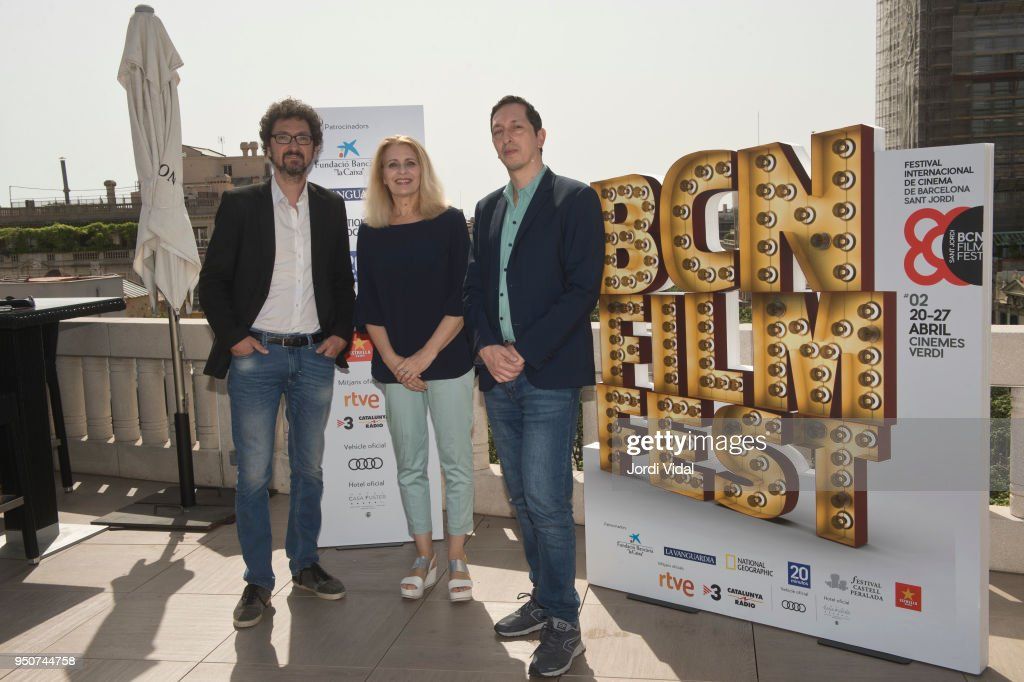 Scriptwriters Photocall - BCN Film Fest 2018