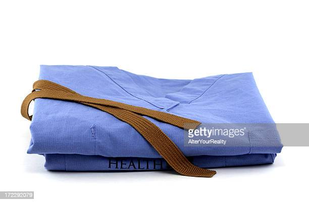 scrubs - top garment stock pictures, royalty-free photos & images