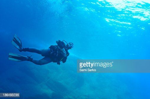 Nice, France - Scuba diving in the South of France... In ...  |Scuba South France