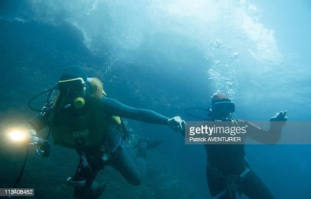 Scuba Diving Training Near Marseille On October 08thIn MarseilleFrance