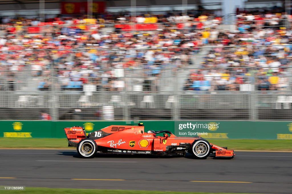 AUTO: MAR 17 F1 - Australian Grand Prix : News Photo