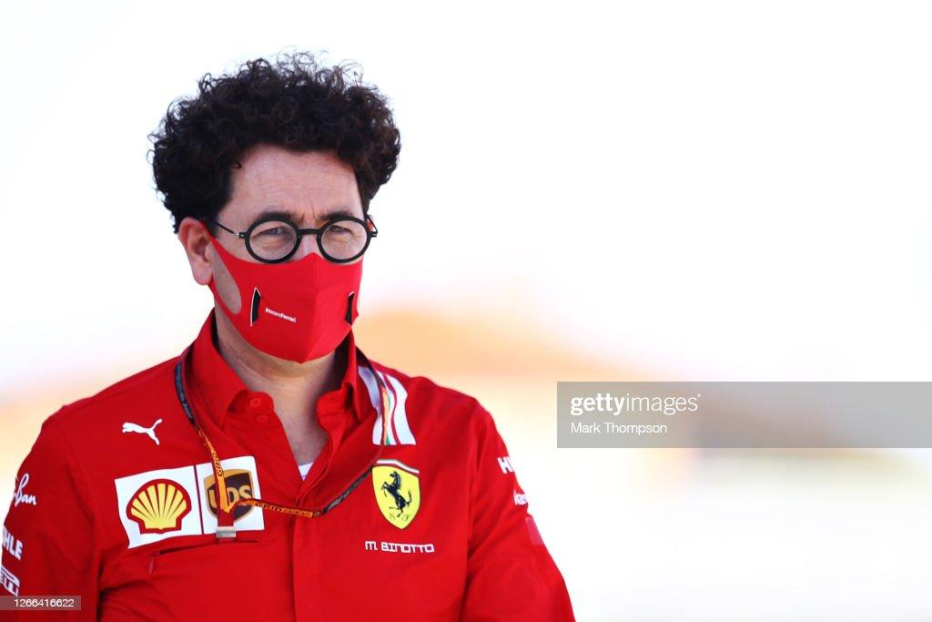 F1 Grand Prix of Spain - Final Practice : News Photo