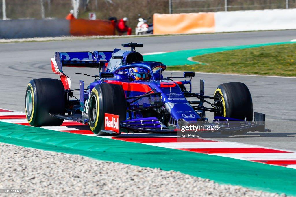 F1 Winter Testing in Barcelona - Day 2 : News Photo