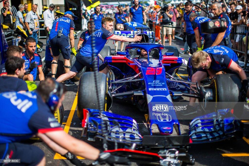 F1 Grand Prix of France - Previews : ニュース写真
