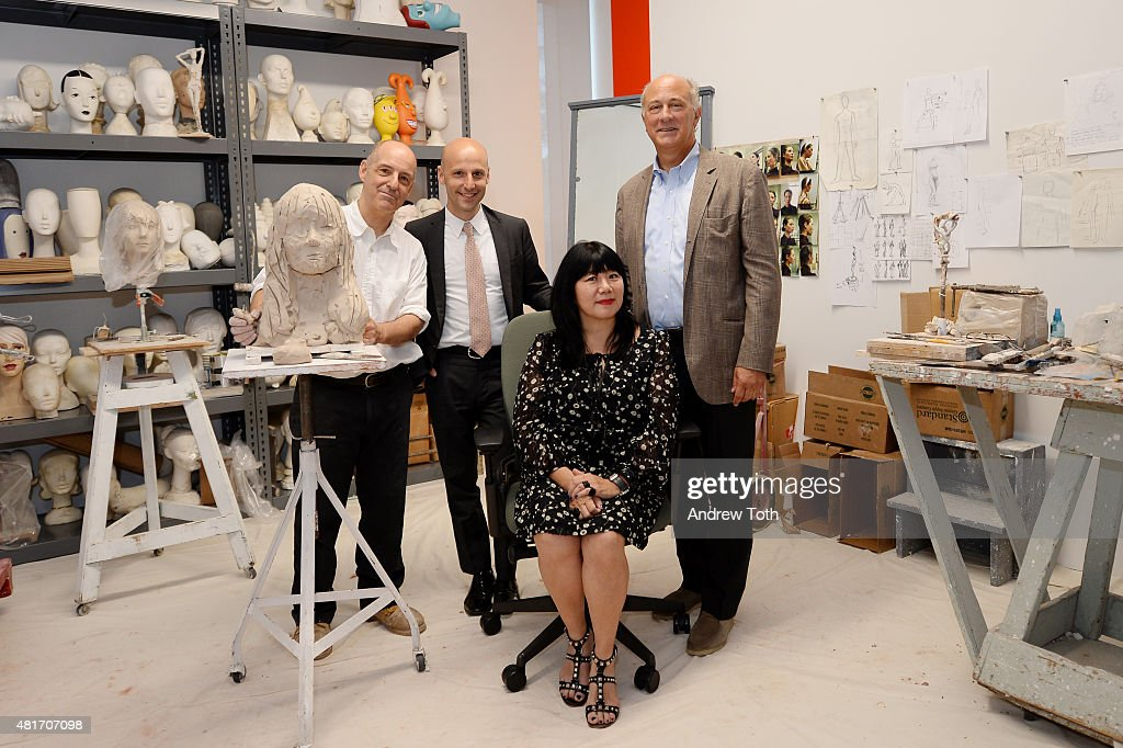Ralph Pucci: The Art Of The Mannequin - Anna Sui : News Photo