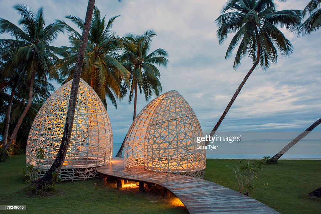 A Sculpture At Dedon Island Resort, The U0027outdoor Labu0027 Of Dedon Furniture,