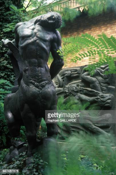 Sculpture By Antoine Bourdelle At Musee Bourdelle In Paris September 1994