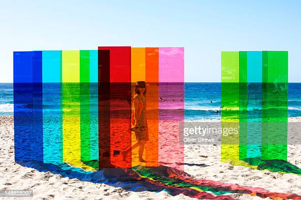 Sculpture by the Sea, from Bondi to Tamarama coastal walk.