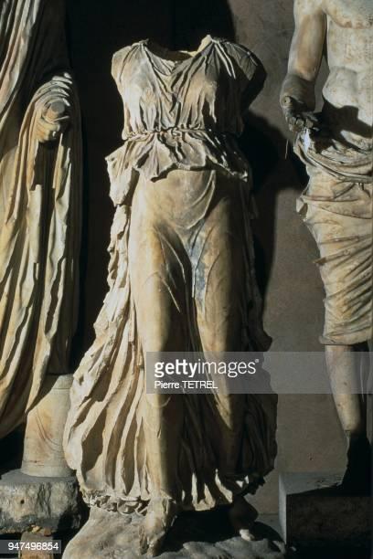 Sculpture grecque Musée archéologique de Naples