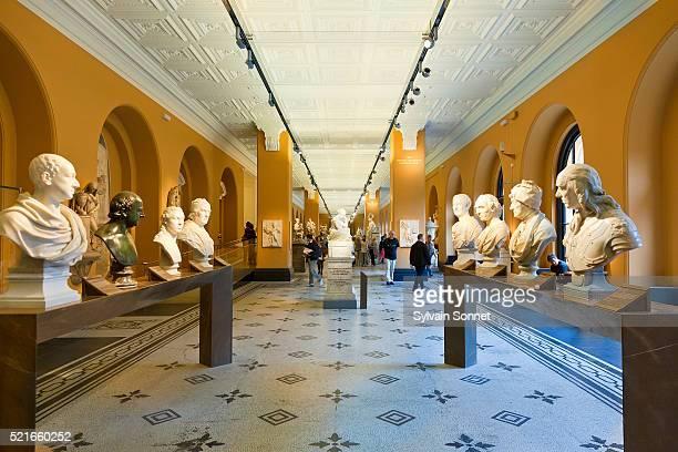 Sculpture in Britain galleries of the Victoria and Albert Museum